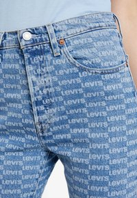 Levi's® - Jeans Skinny Fit - light-blue denim/blue denim - 5