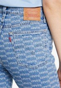Levi's® - Jeans Skinny Fit - light-blue denim/blue denim - 3