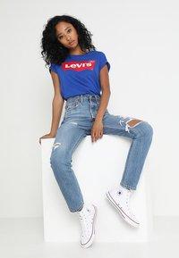 Levi's® - 501® SKINNY - Jeans Skinny Fit - blue denim - 1