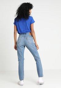 Levi's® - 501® SKINNY - Jeans Skinny Fit - blue denim - 2