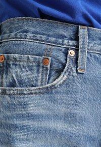 Levi's® - 501® SKINNY - Jeans Skinny Fit - blue denim - 4