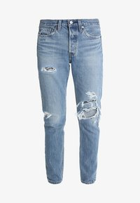 Levi's® - 501® SKINNY - Jeans Skinny Fit - blue denim - 5
