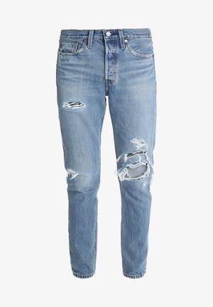 501® SKINNY - Skinny džíny - blue denim