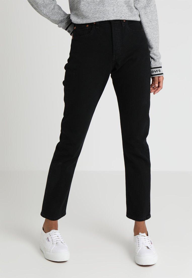 Levi's® - 501® SKINNY - Jeans Skinny Fit - black