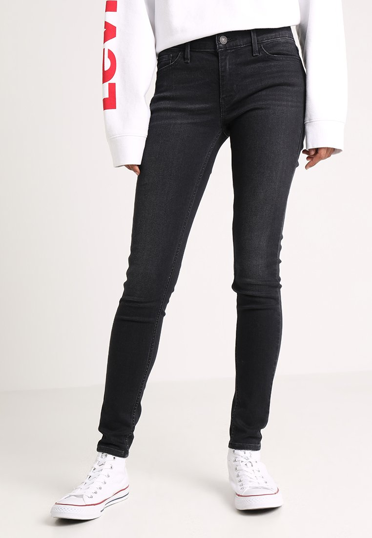 Levi's® - INNOVATION SUPER SKINNY - Jeans Skinny Fit - freak out without damage