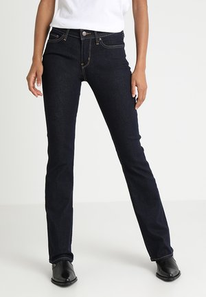 715™ BOOTCUT - Jeans bootcut - rinsed denim