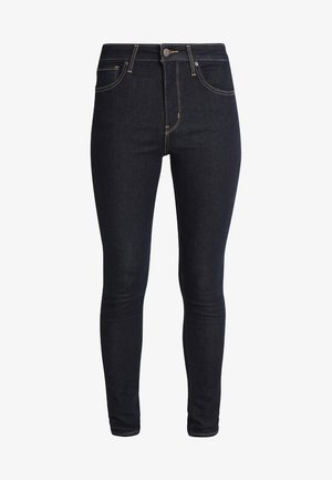 721™ HIGH RISE SKINNY - Skinny džíny - rinsed denim