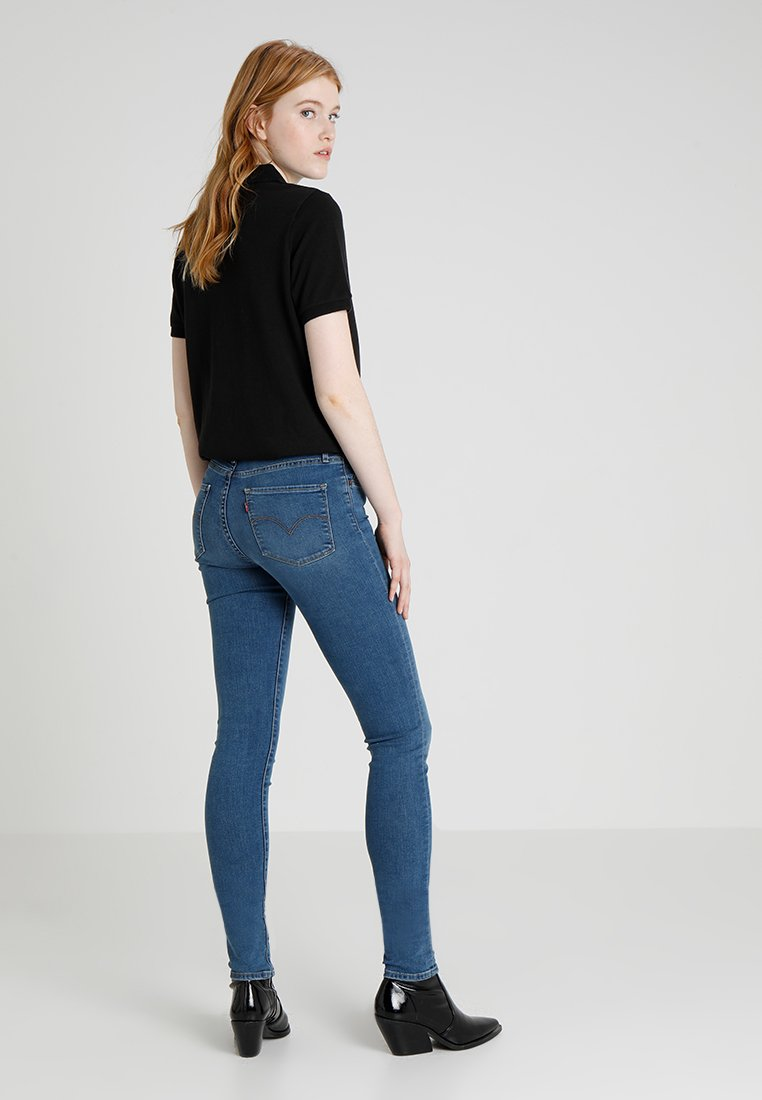high Dust In Levi's® 721� Wind SkinnyJeans Rise The y8wvn0mNO