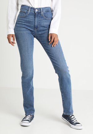 724™ HIGH RISE STRAIGHT - Jeans straight leg - second thought