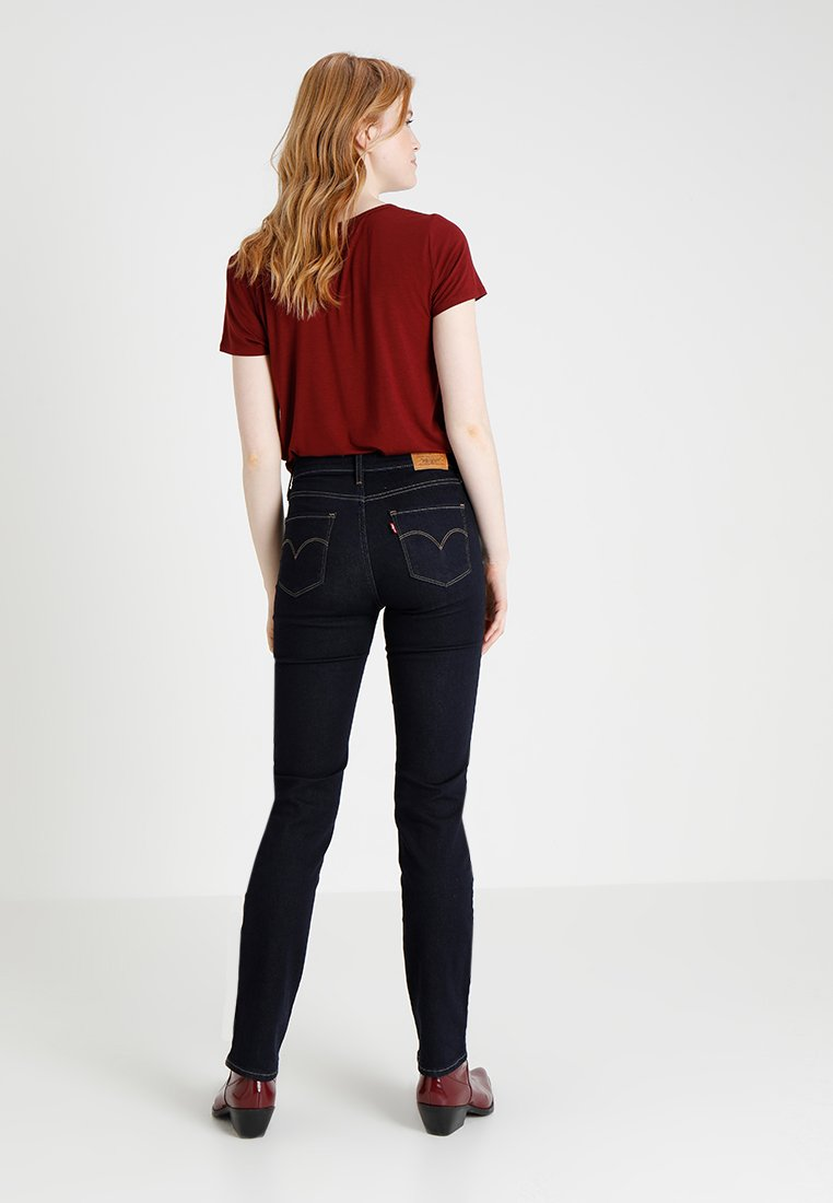 Levi's® 724™ HIGH RISE STRAIGHT - Jeansy Straight Leg - to the nine
