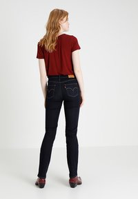 Levi's® - 724™ HIGH RISE STRAIGHT - Jeansy Straight Leg - to the nine - 2