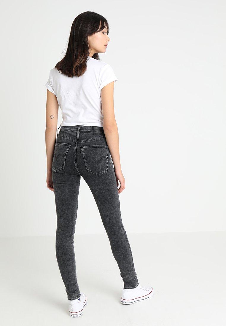 High Levi's® Super Mile Denim Grey SkinnyJeans HDIE9W2