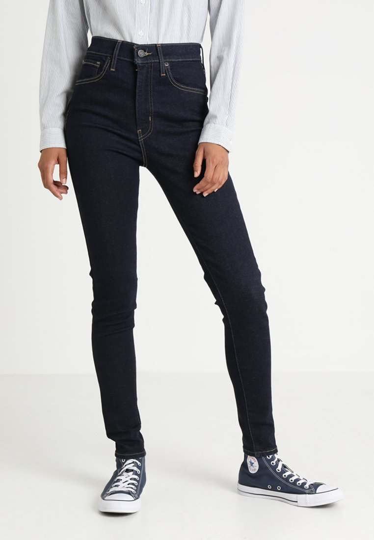 Levi's® - MILE HIGH SUPER SKINNY - Jeans Skinny Fit - celestial rinse