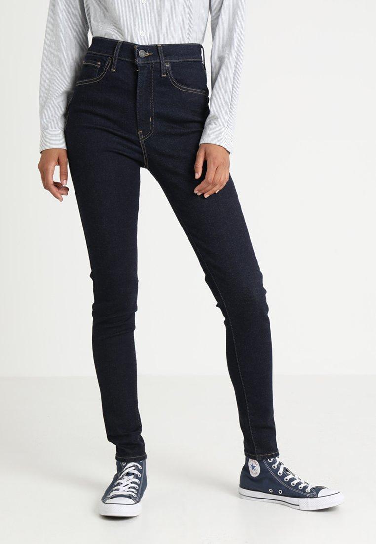 Levi's® - MILE HIGH SUPER SKINNY - Jeans Skinny Fit - celestial rinse