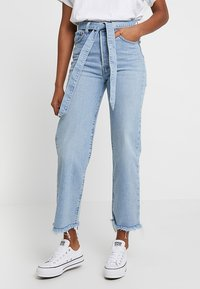 Levi's® - RIBCAGE STRAIGHT ANKLE - Jeans straight leg - get it done - 0