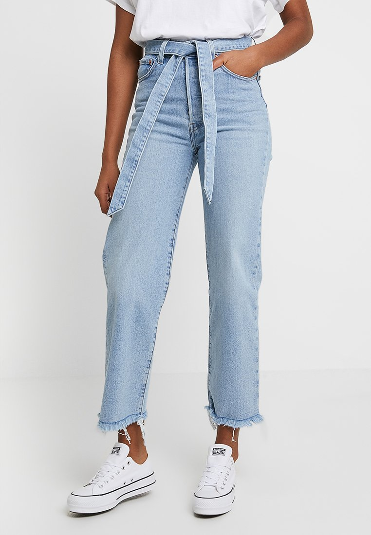 Levi's® - RIBCAGE STRAIGHT ANKLE - Jeans straight leg - get it done