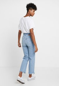 Levi's® - RIBCAGE STRAIGHT ANKLE - Jeans straight leg - get it done - 3