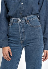 Levi's® - RIBCAGE STRAIGHT ANKLE - Jeans a sigaretta - georgie - 4