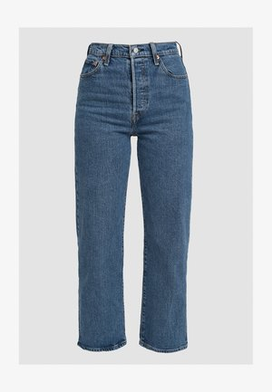 RIBCAGE STRAIGHT ANKLE - Jeans Straight Leg - georgie