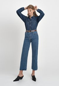 Levi's® - RIBCAGE STRAIGHT ANKLE - Jeans a sigaretta - georgie - 2