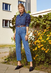 Levi's® - RIBCAGE STRAIGHT ANKLE - Jeans a sigaretta - georgie - 5