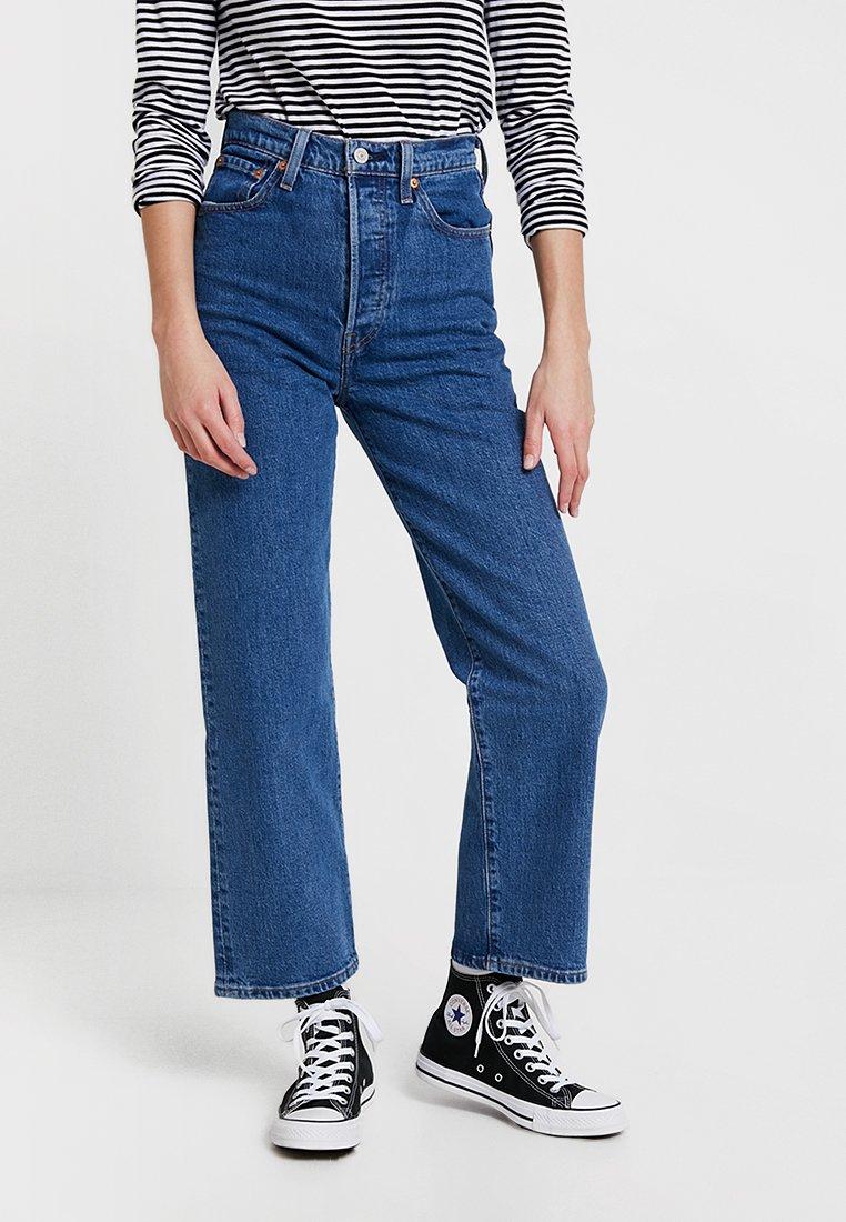 Levi's® - RIBCAGE - Jeans Straight Leg - georgie
