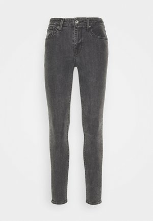 721™ HIGH RISE - Jeansy Skinny Fit - true grit