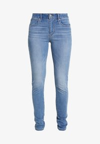 Levi's® - 721™ HIGH RISE SKINNY WHITE DENIM - Jeans Skinny Fit - steal my sunshine - 3