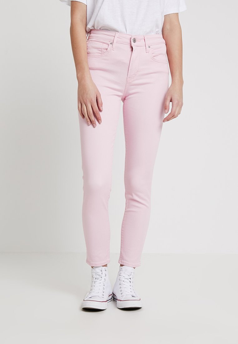 Levi's® - 721 HI RISE SKINNY ANKLE - Jeans Skinny Fit - refined light pink
