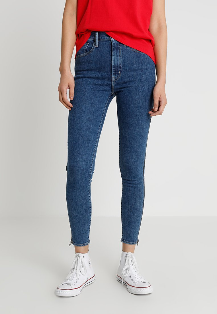 Levi's® - MILE HIGH ANKLE ZIPPERS - Jeans Skinny Fit - in your dreams