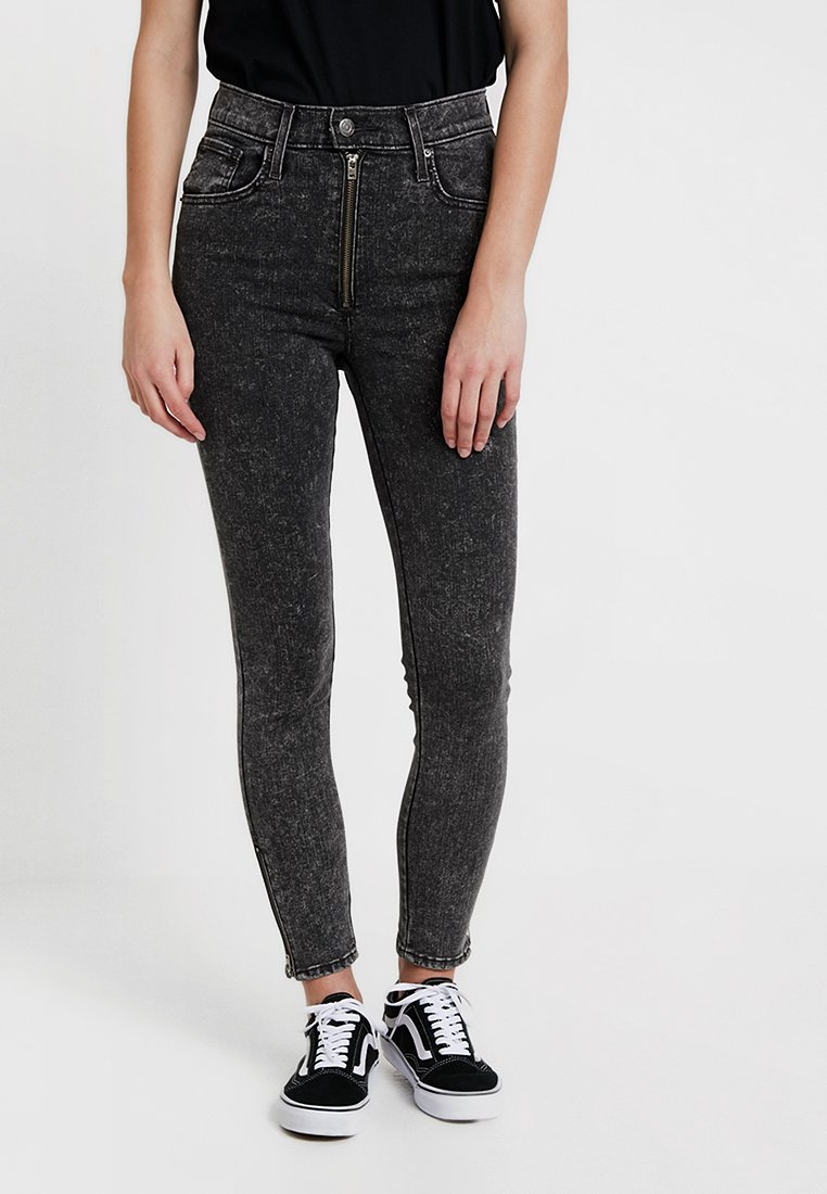 Levi's® - LEVI'S® EXTRA MOTO MH ANKLE T3 - Jeans Skinny - off the bench t2