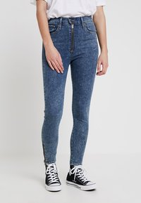 Levi's® - LEVI'S® EXTRA MOTO MH ANKLE T3 - Jeans Skinny Fit - just for kicks t2 - 0
