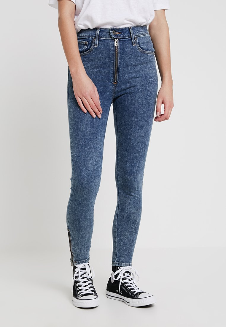 Levi's® - LEVI'S® EXTRA MOTO MH ANKLE T3 - Jeans Skinny Fit - just for kicks t2