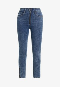 Levi's® - LEVI'S® EXTRA MOTO MH ANKLE T3 - Jeans Skinny Fit - just for kicks t2 - 3
