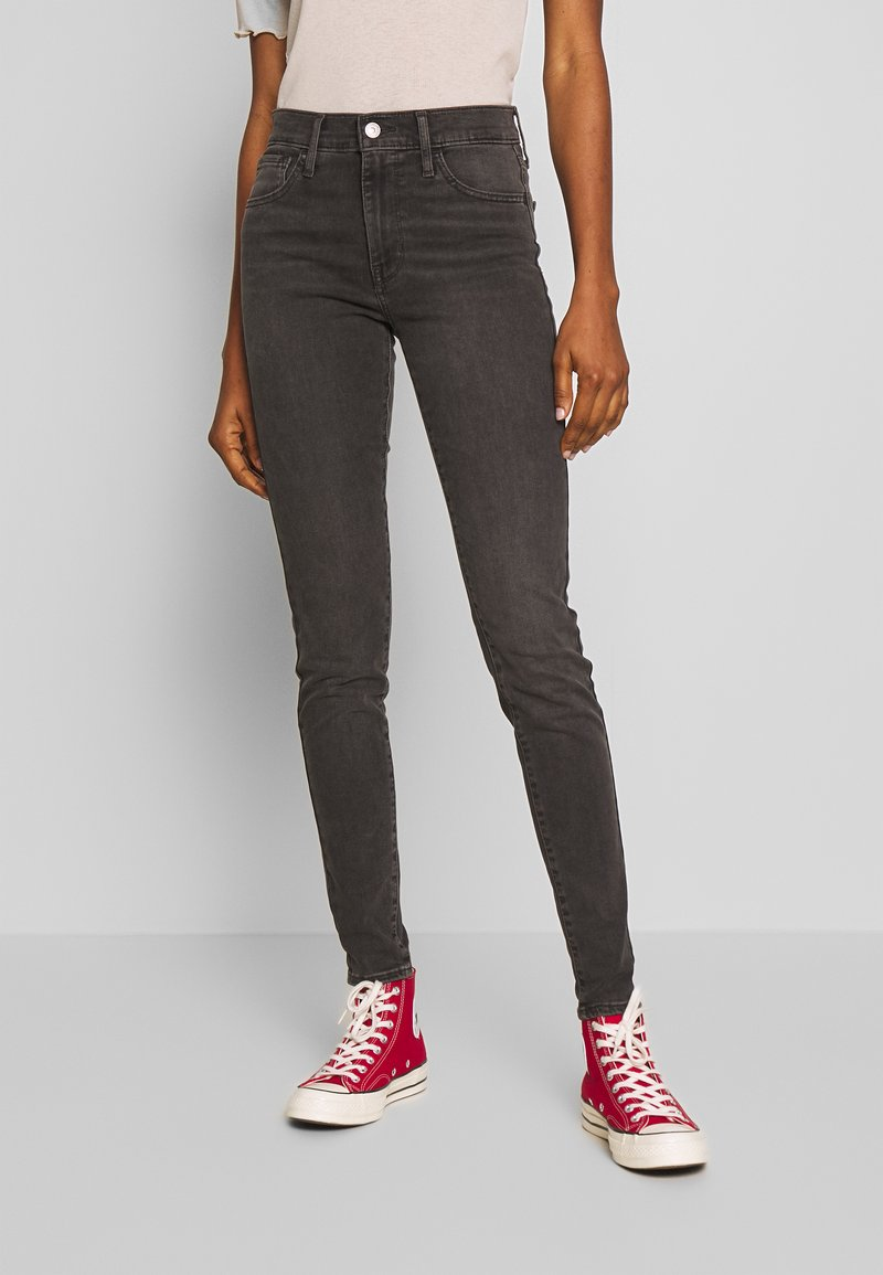 Levi's® - 720 HIRISE SUPER SKINNY - Jeans Skinny Fit - fingers crossed