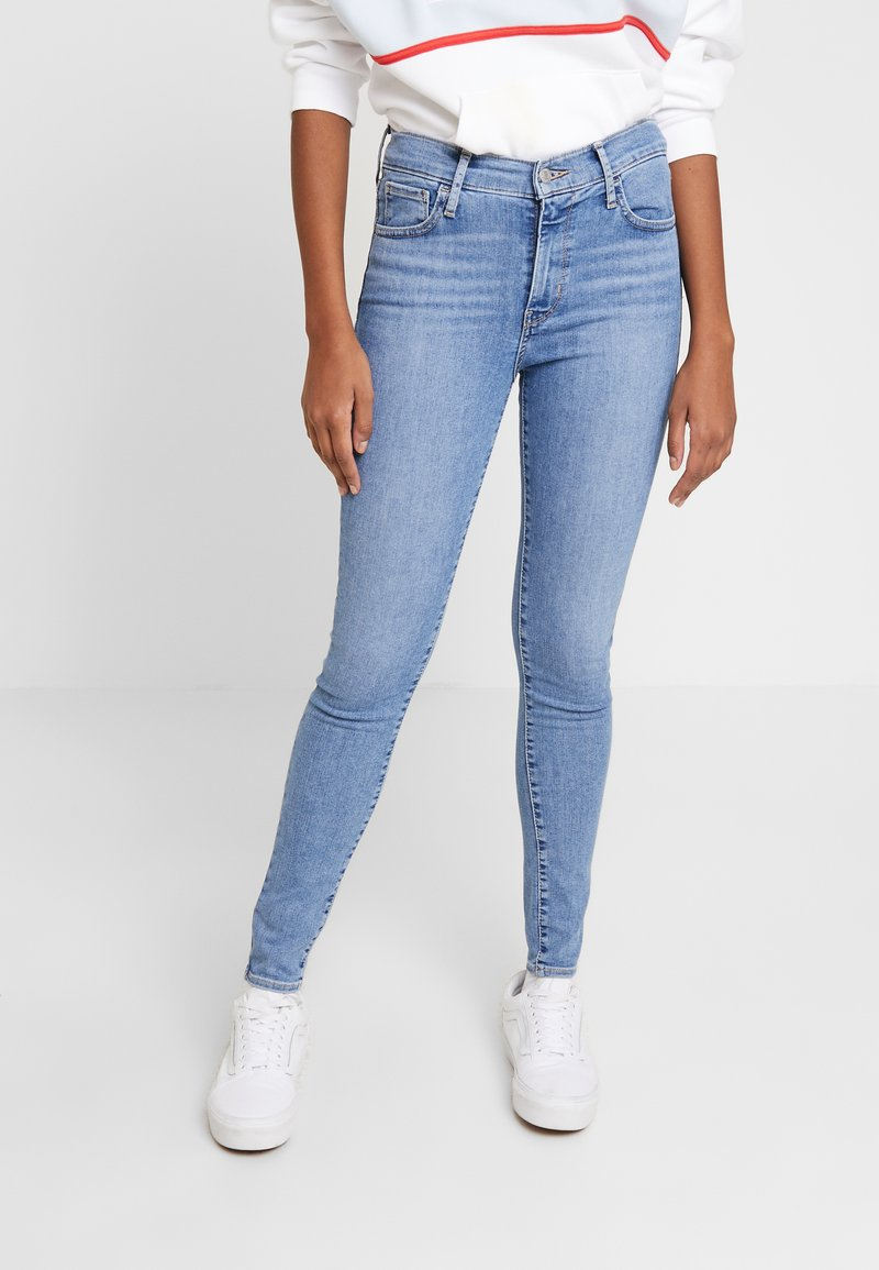 Levi's® - 720 HIRISE SUPER SKINNY - Jeans Skinny Fit - velocity squared