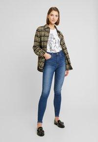 Levi's® - 720 HIRISE SUPER SKINNY - Jeans Skinny Fit - love ride - 1