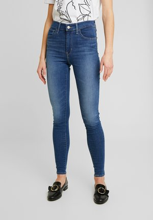 720 HIRISE SUPER SKINNY - Jeansy Skinny Fit - love ride