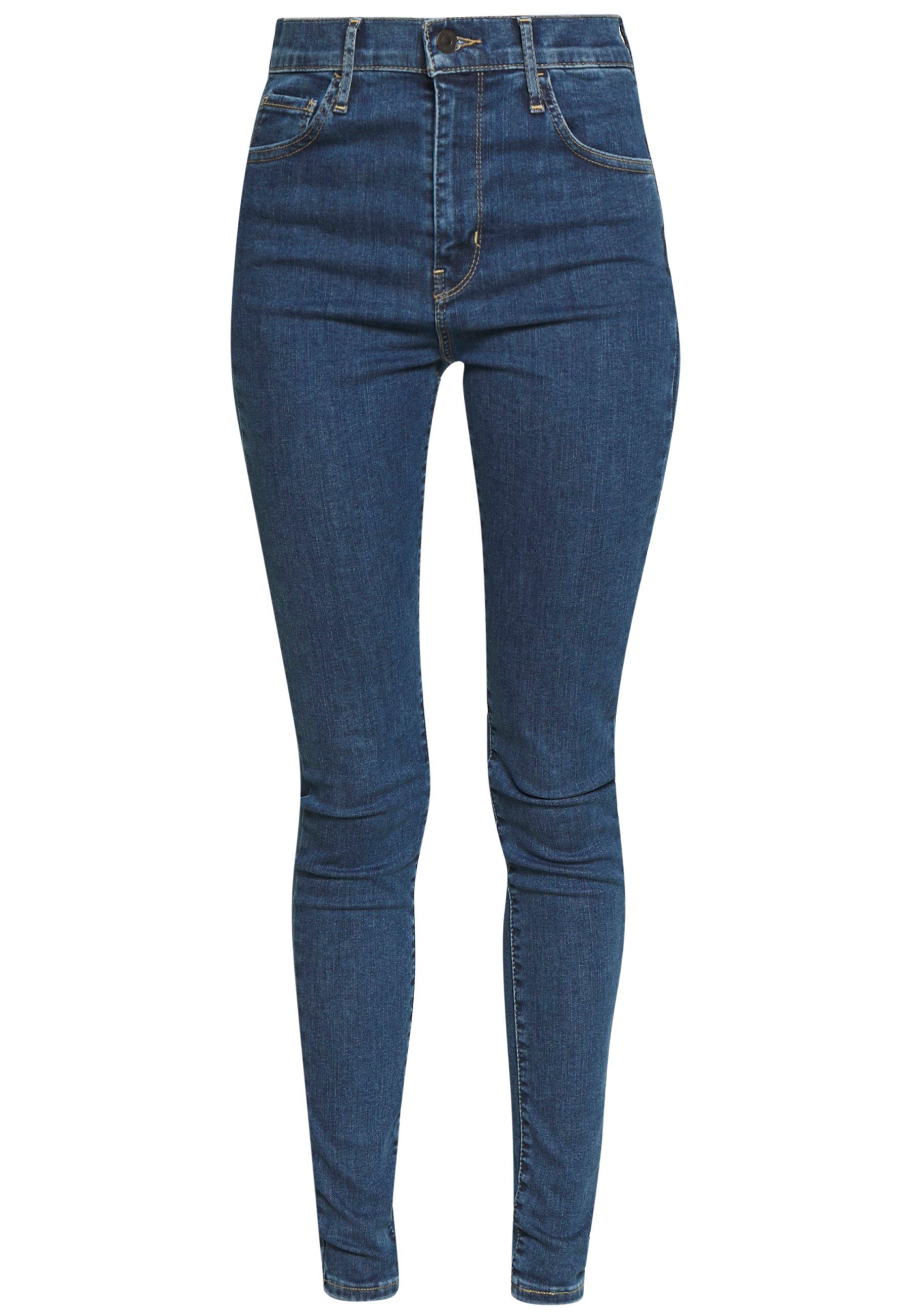 Levi's® 720 Hirise Super Skinny - Jeans Fit Tempo Stone