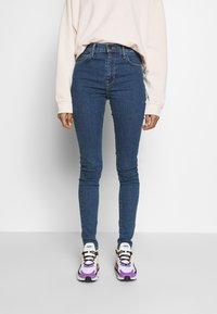 Levi's® - 720 HIRISE SUPER SKINNY - Jeans Skinny Fit - tempo stone - 0