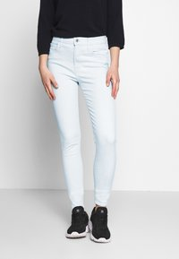 Levi's® - 720 HIRISE SUPER SKINNY - Jeans Skinny Fit - against the clock - 0