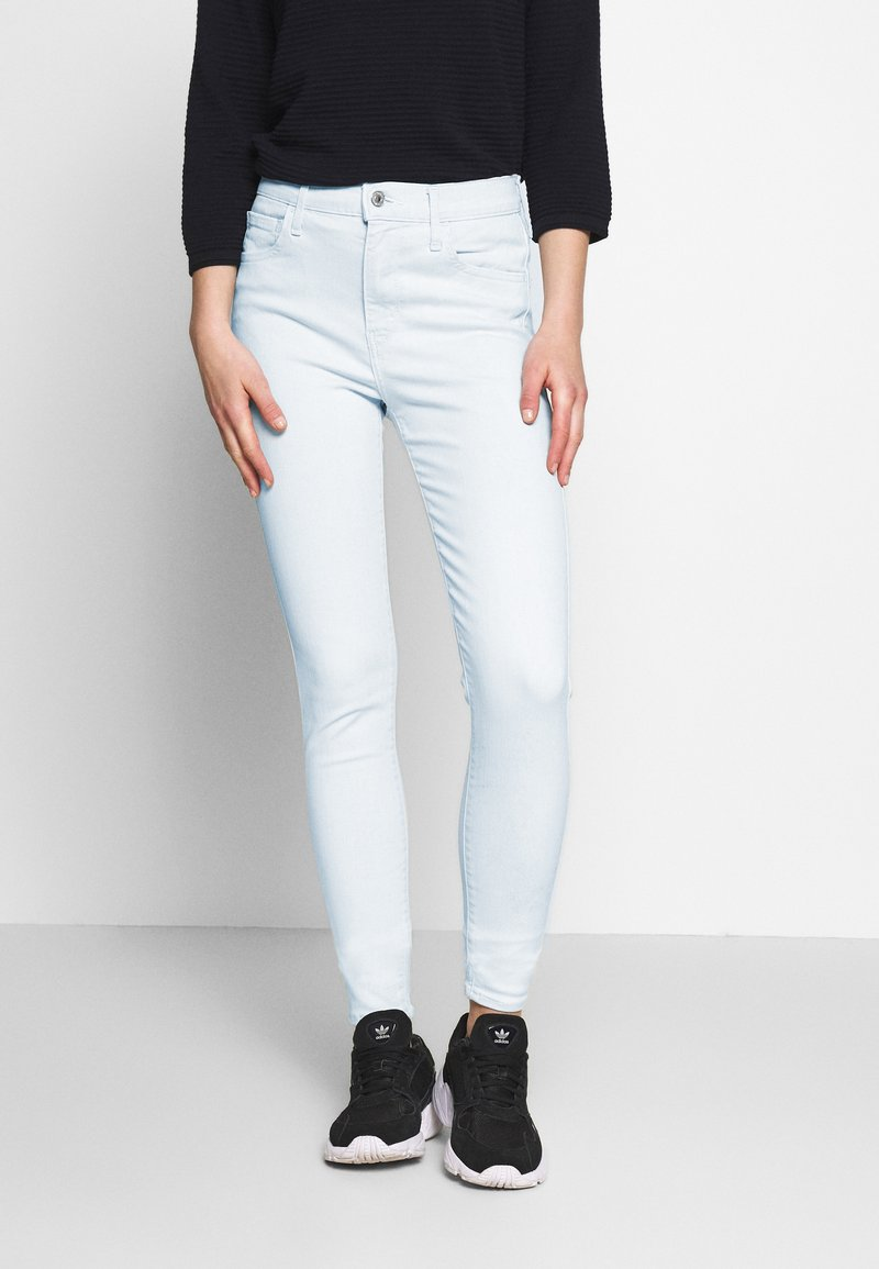Levi's® - 720 HIRISE SUPER SKINNY - Jeans Skinny Fit - against the clock