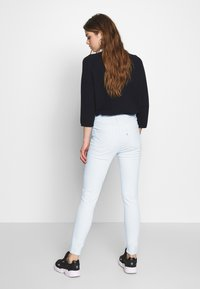 Levi's® - 720 HIRISE SUPER SKINNY - Jeans Skinny Fit - against the clock - 2