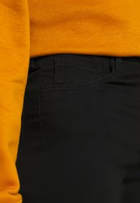 Levi's® - 720 HIRISE SUPER SKINNY - Jeans Skinny Fit - black galaxy - 4