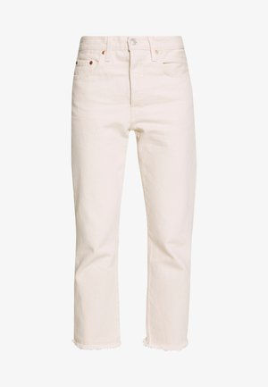 501® CROP - Straight leg jeans - neutral ground