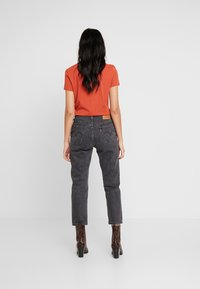 Levi's® - 501® CROP - Jeans straight leg - cabo fade - 2