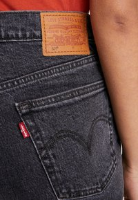 Levi's® - 501® CROP - Jeans straight leg - cabo fade - 4