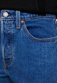 Levi's® - 501® CROP - Jeansy Straight Leg - jive stonewash - 3