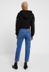 Levi's® - 501® CROP - Jeans straight leg - jive stonewash - 2