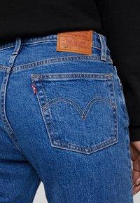 Levi's® - 501® CROP - Jeansy Straight Leg - jive stonewash - 5